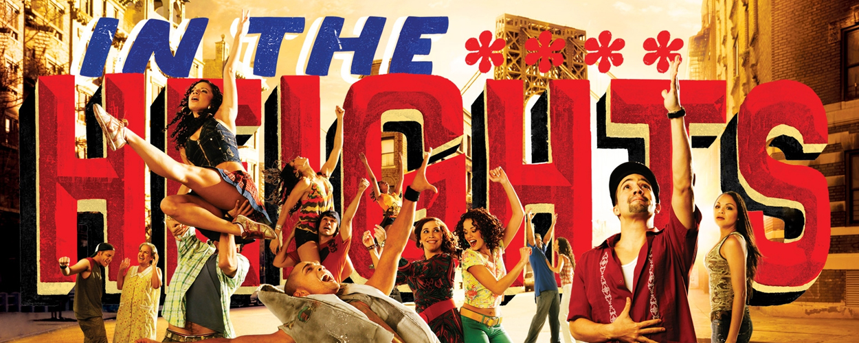 Warner Bros. film In The Heights in 2020