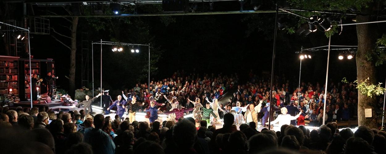 Shakespearetheater Diever viert jubileum met Richard III