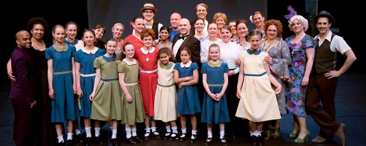 Audities: A Little Night Music en Legally Blonde van Amsterdam Musical