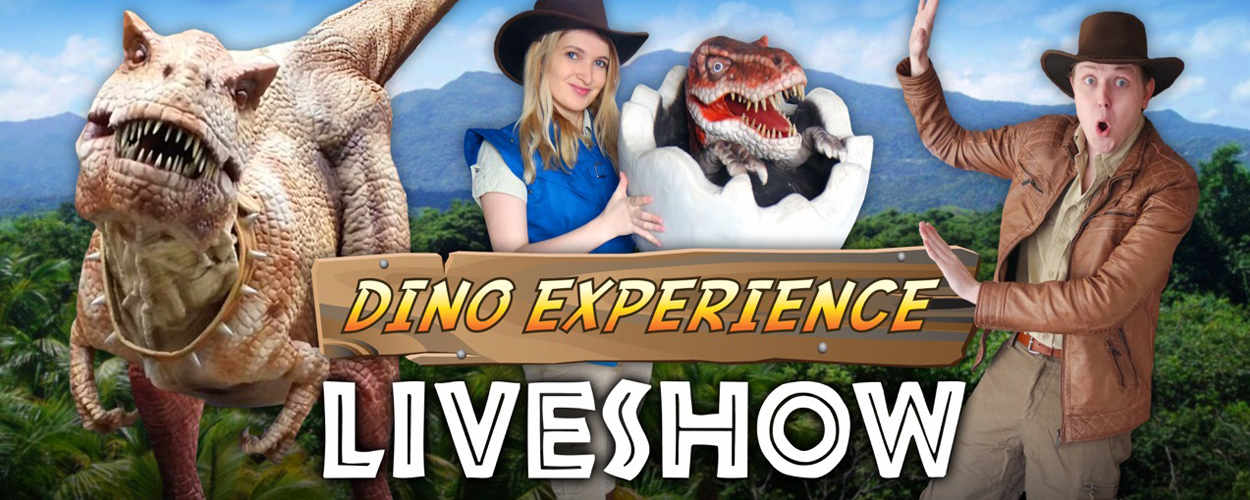 Audities: Dino Experience Liveshows