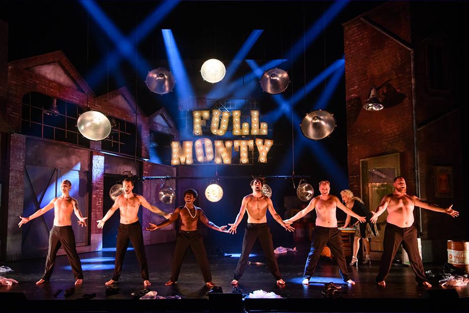 The Full Monty (2018)