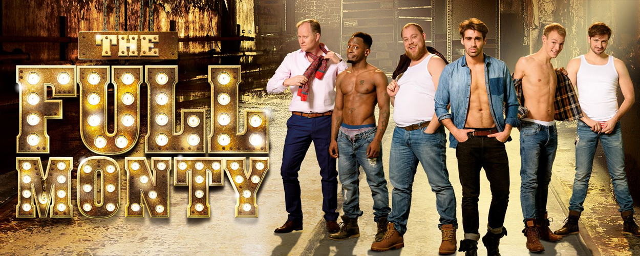 Eerste trailer voor The Full Monty