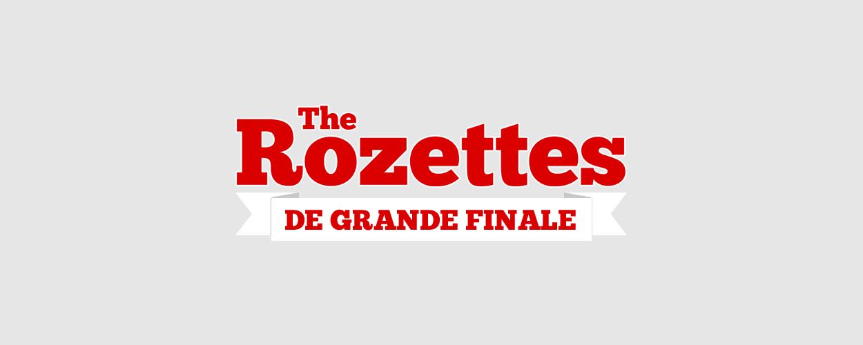 The Rozettes De Grande Finale met Marjolijn Touw