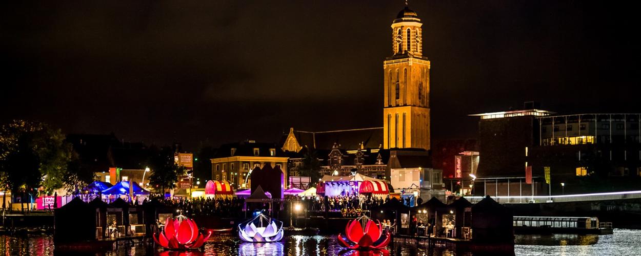 Thorbeckegrachtconcert in Zwolle in het teken van musical