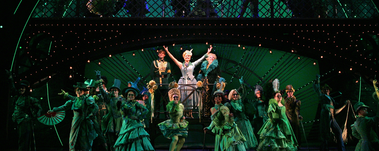 Wicked langer te zien op West End, verlenging speelperiode tot eind mei 2018