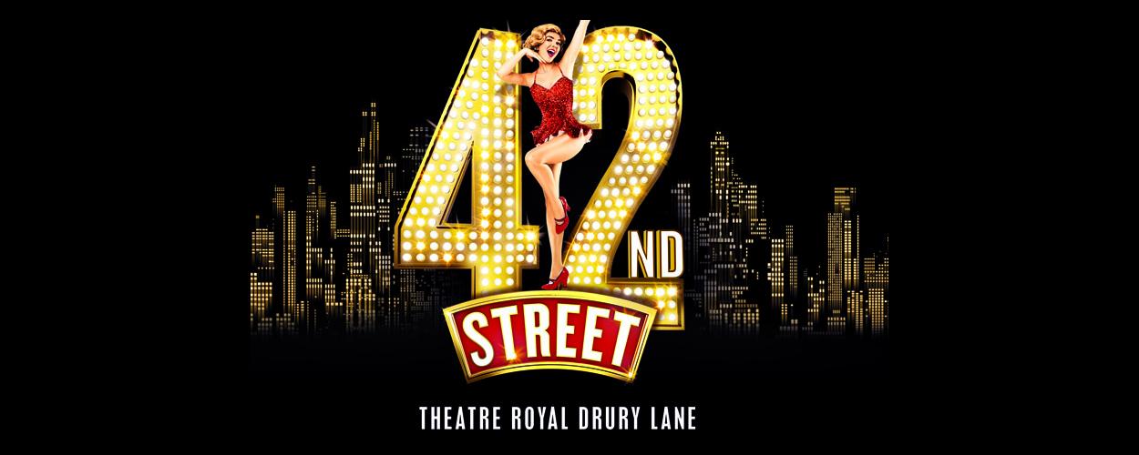 42nd Street vanaf volgend jaar weer te zien op West End