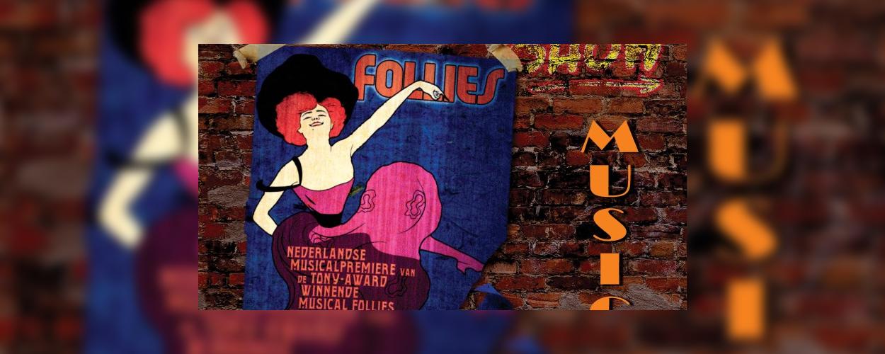 Musicalgroep Rits voert Follies op in Theater de Veste