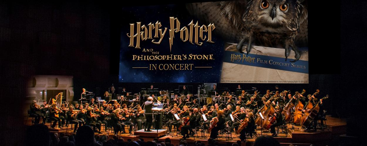 Harry Potter in Concert uitverkocht