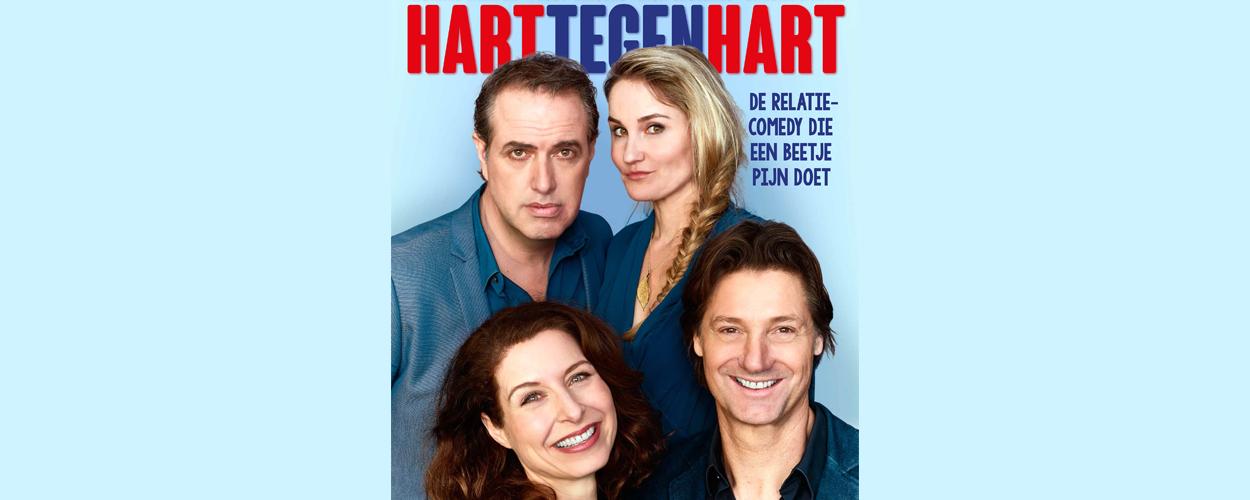 Eerste trailer relatiecomedy Hart tegen Hart