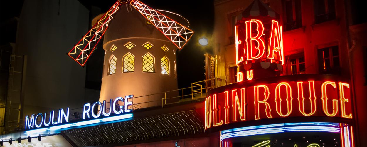 Moulin Rouge zal worden bewerkt tot musical