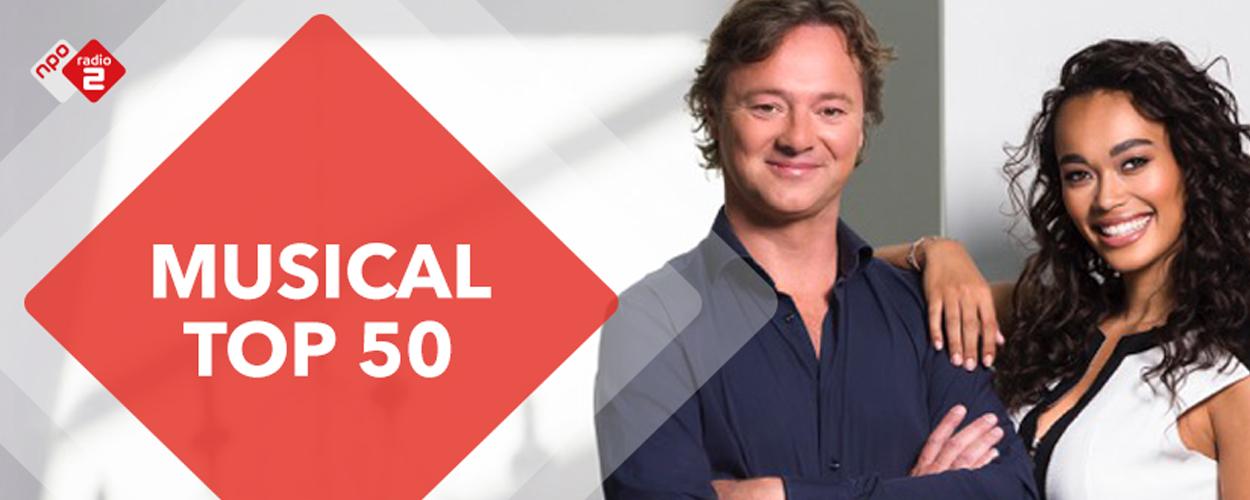 Stemmen voor de Musical Top 50 2016