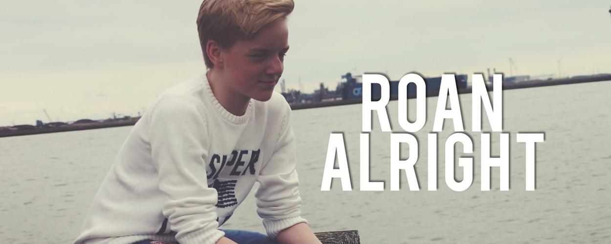 Eerste single voor Roan Pronk