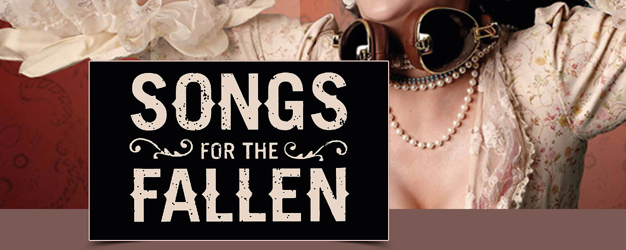 Songs for the Fallen is nieuwe productie van muziektheater proMITHEus
