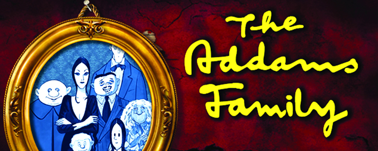 Musical comedy The Addams Family gaat touren in het Verenigd Koninkrijk