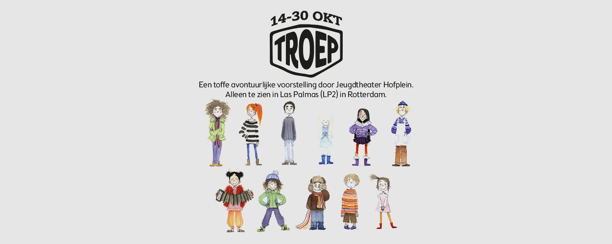 Hofplein Rotterdam start theaterseizoen met opstandig stadssprookje