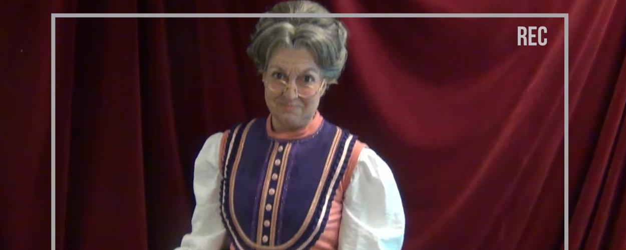 Vlog Roodkapje: Kostuum, kap, grime en decor