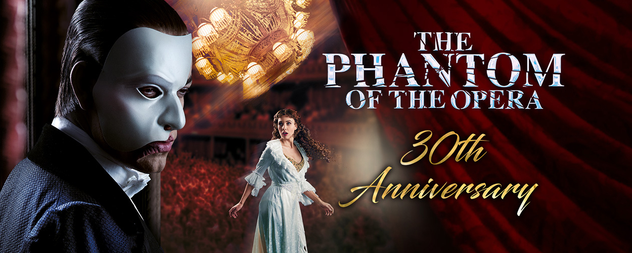 Finale van 30 jaar The Phantom Of The Opera op West End