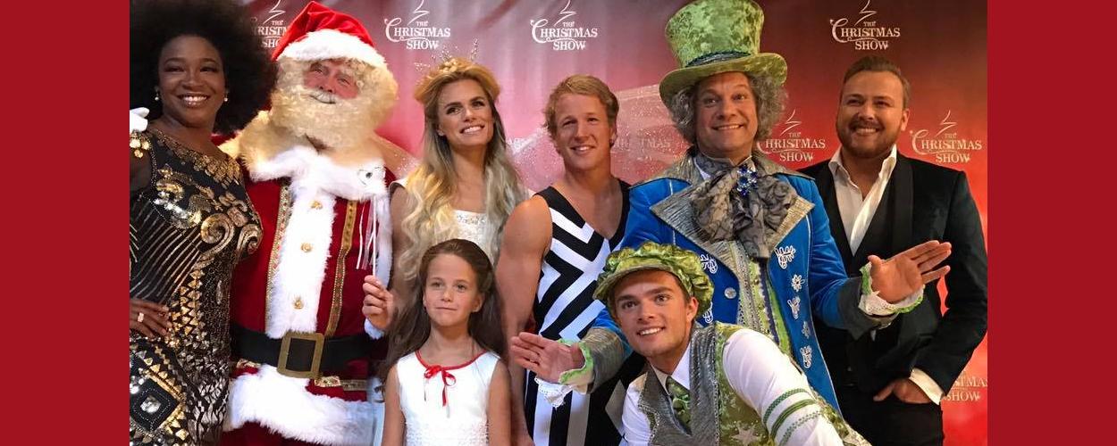 Cast The Christmas Show 2016 aangekondigd