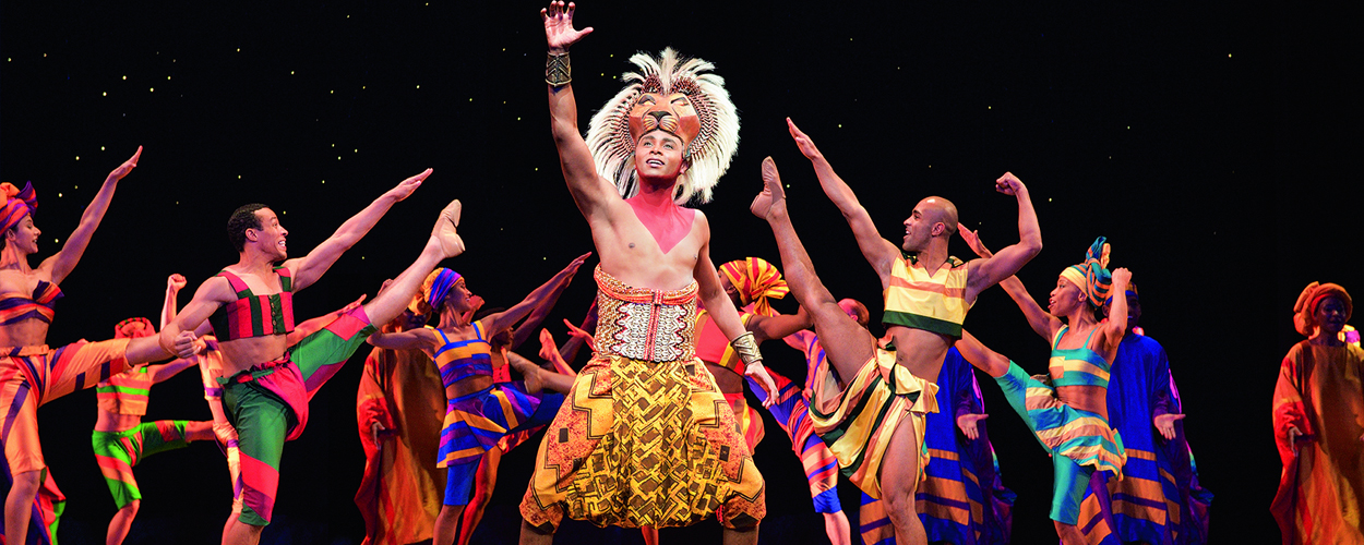 Audities: Zangers en dansers voor The Lion King