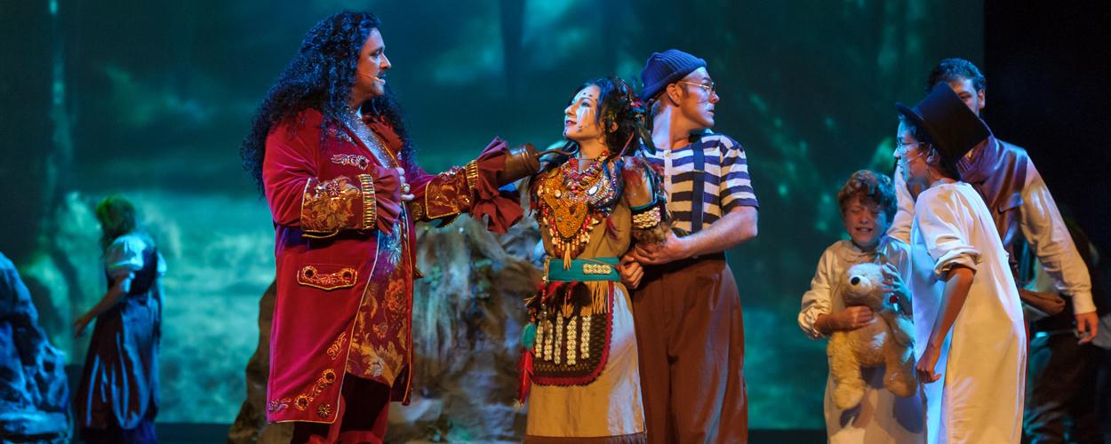 Recensie: Peter Pan vliegt echt recht je hart in