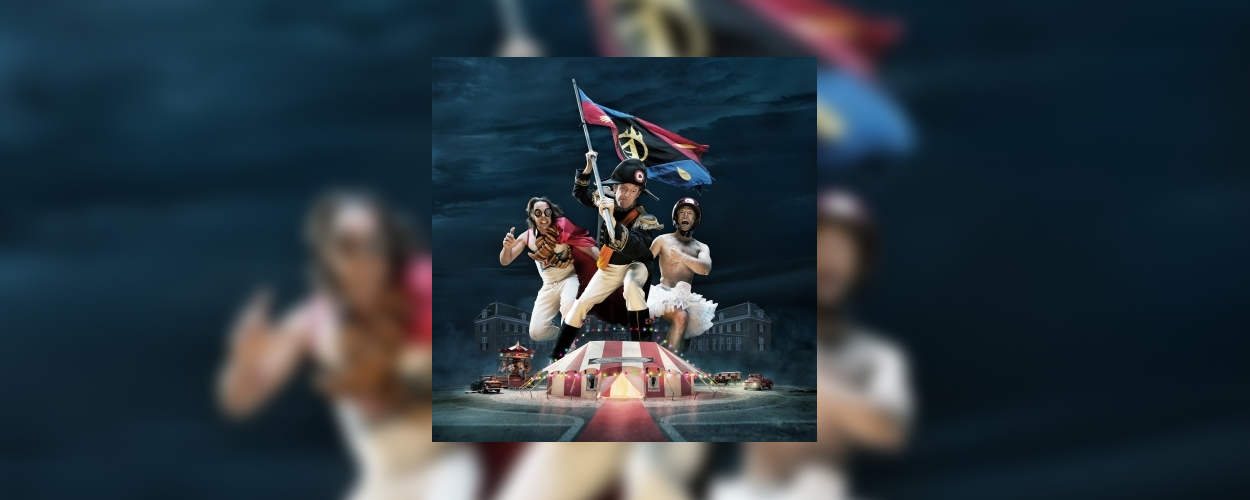 Ashton Brothers komen met locatietheater op Slot Zeist