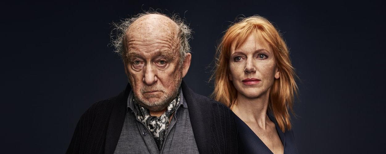 Samenwerking Alzheimer Nederland en theaterproducenten in West End Hit De Vader