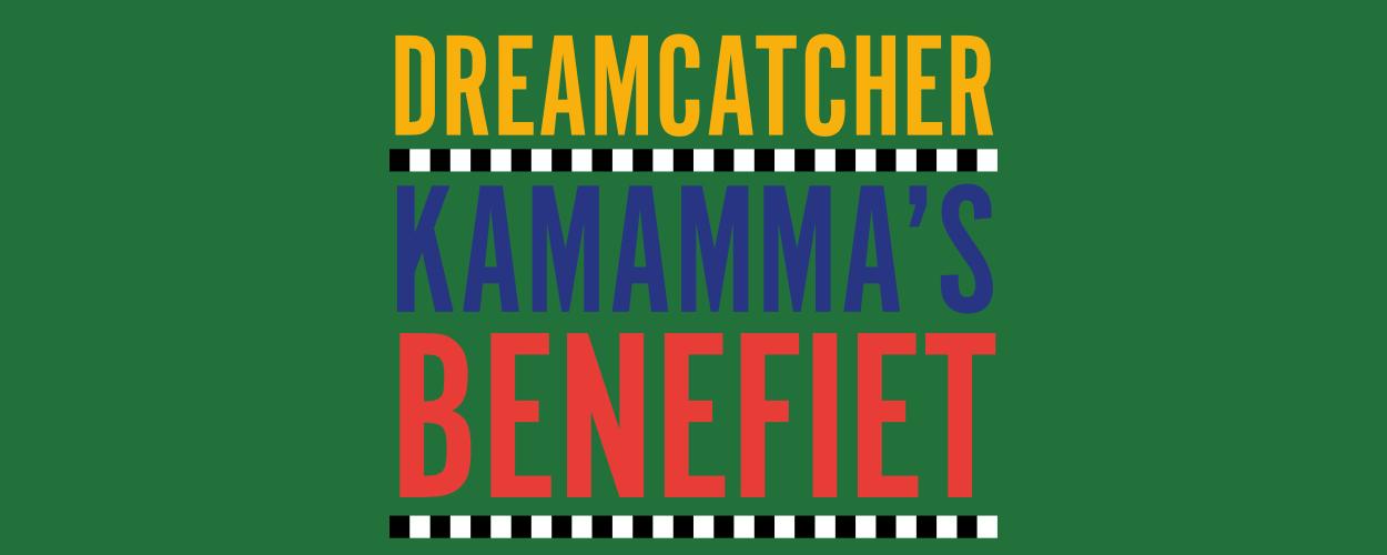Benefietavond voor Dreamcatcher Foundation met Karin Bloemen, Gaia Aikman en Naidjim Severina
