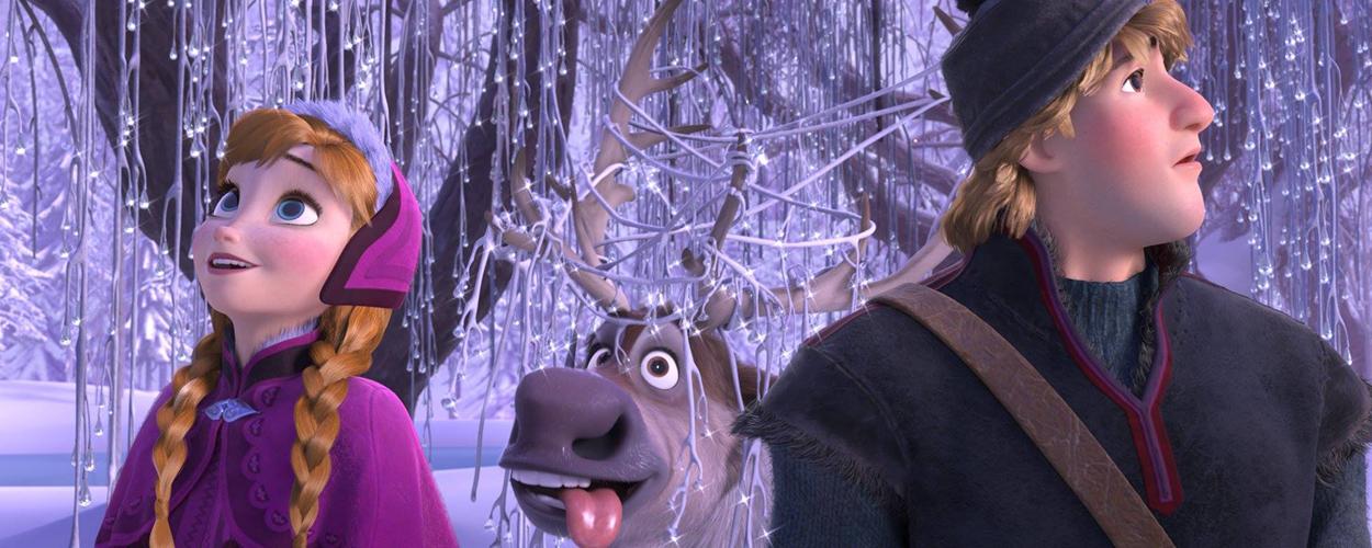 Disney's meest populaire animatiefilm Frozen terug op het grote scherm bij Kinepolis