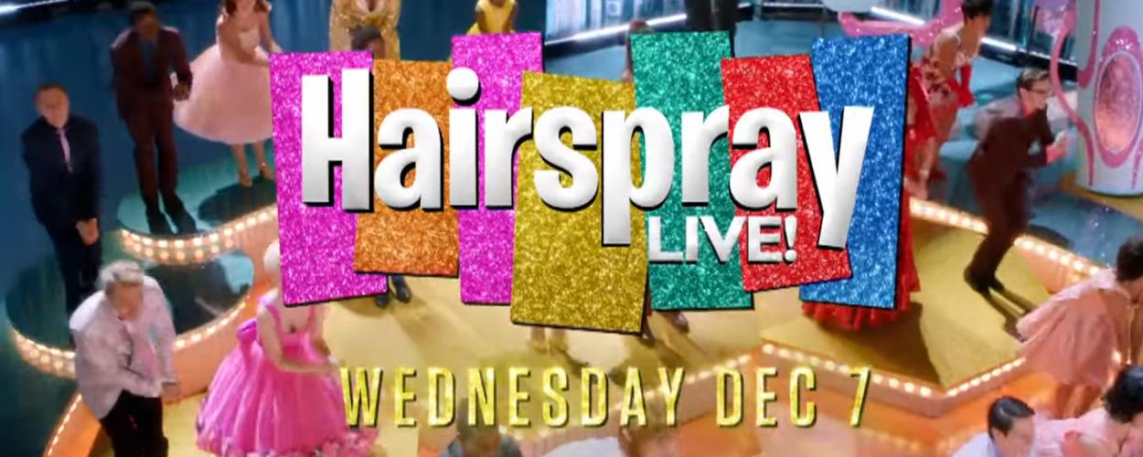 9 miljoen kijkers voor Hairspray Live!