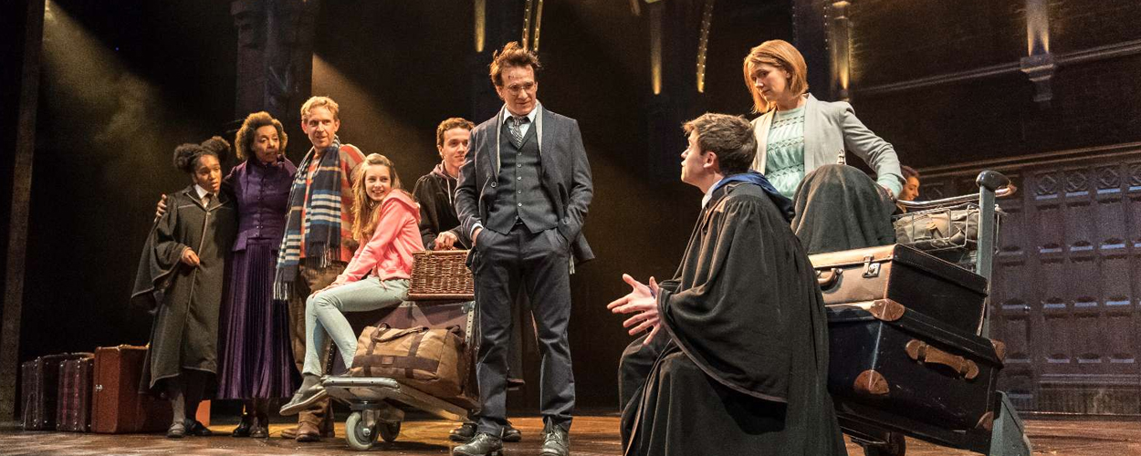 Originele trio Harry Potter and the Cursed Child ook naar Broadway