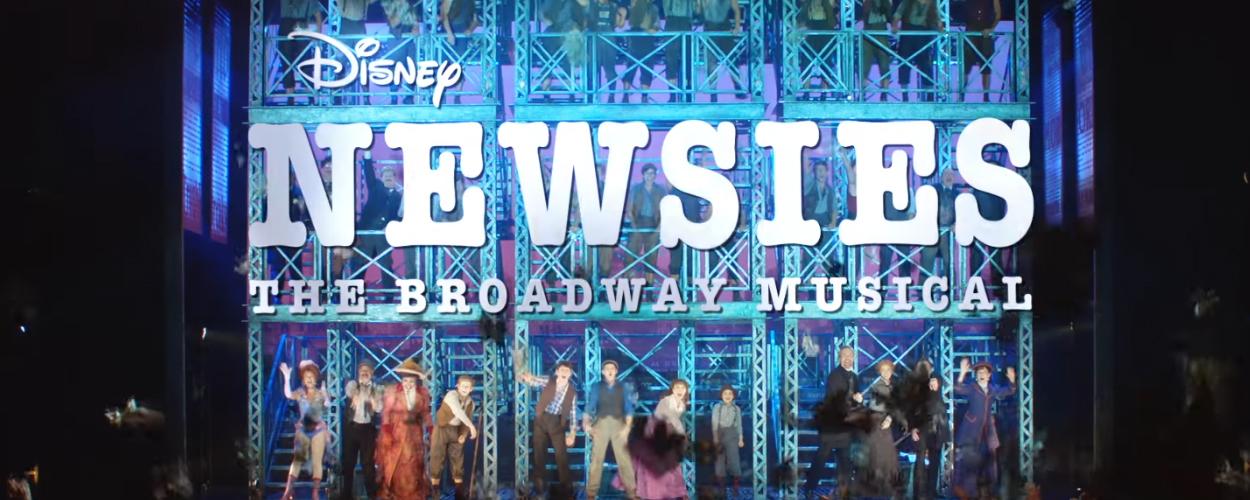 Disney publiceert nieuwe trailer voor bioscoopvertoning van Newsies