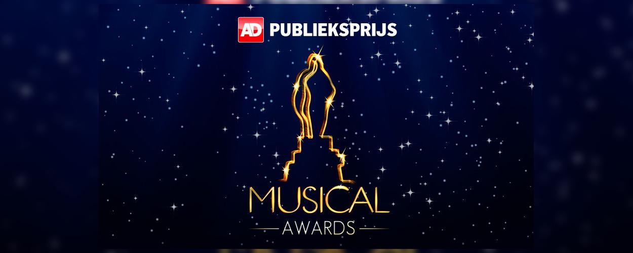 Eerste tussenstand AD Publieksprijs voor beste Musical