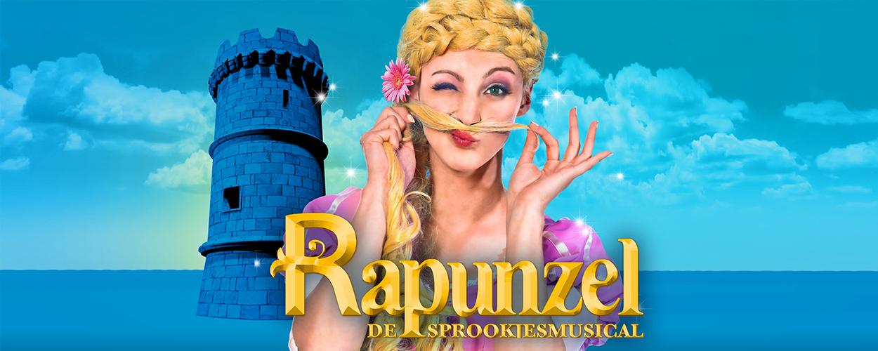 Extra speeldata Rapunzel in Gent en in Antwerpen