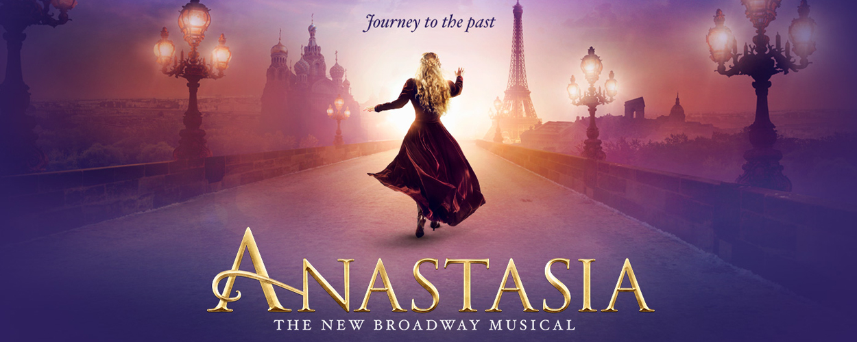 Anastasia komt naar Nederland