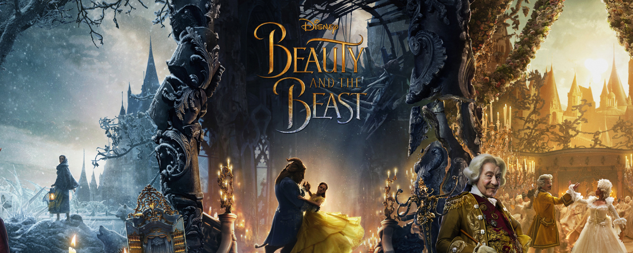 DVD Beauty and the Beast op 23 augustus in Nederland