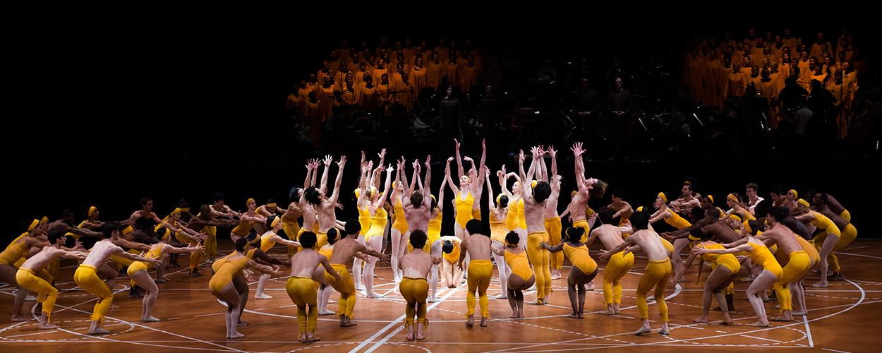 Meer dan 25.000 mensen zien opvoeringen IXe Symfonie