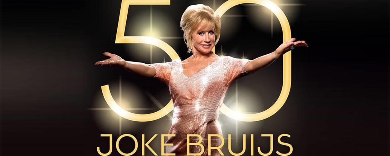 Joke Bruijs 50 jaar in het vak: feestelijk galaconcert in de Doelen