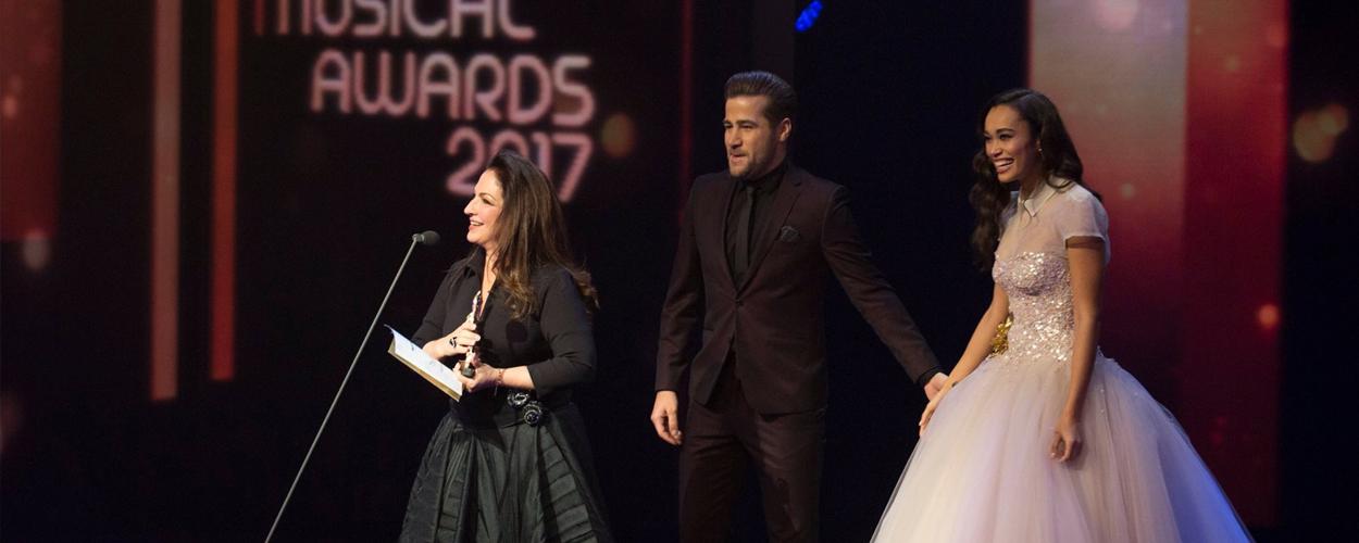 1 miljoen kijkers voor uitzending Musical Awards 2017