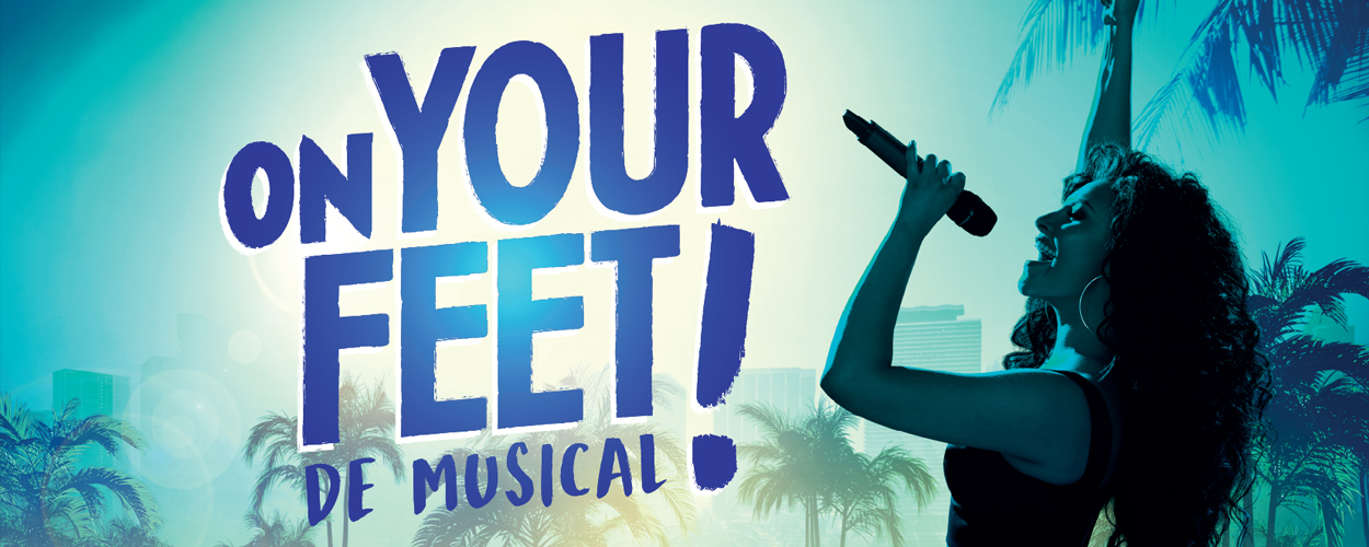 Laatste voorstelling On Your Feet! op 5 augustus