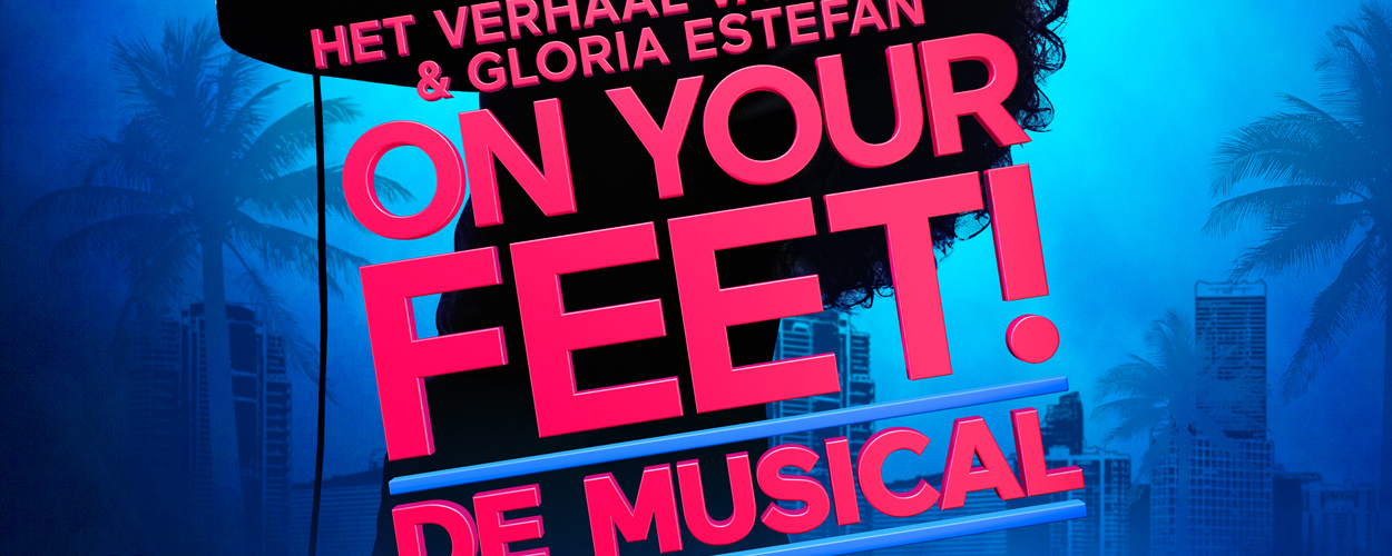 Ontstaan On Your Feet! aflevering 4, de regie van de musical