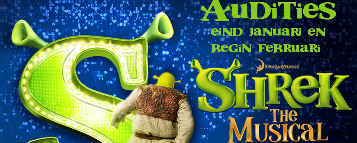 Audities: Shrek de Musical van Djemm!
