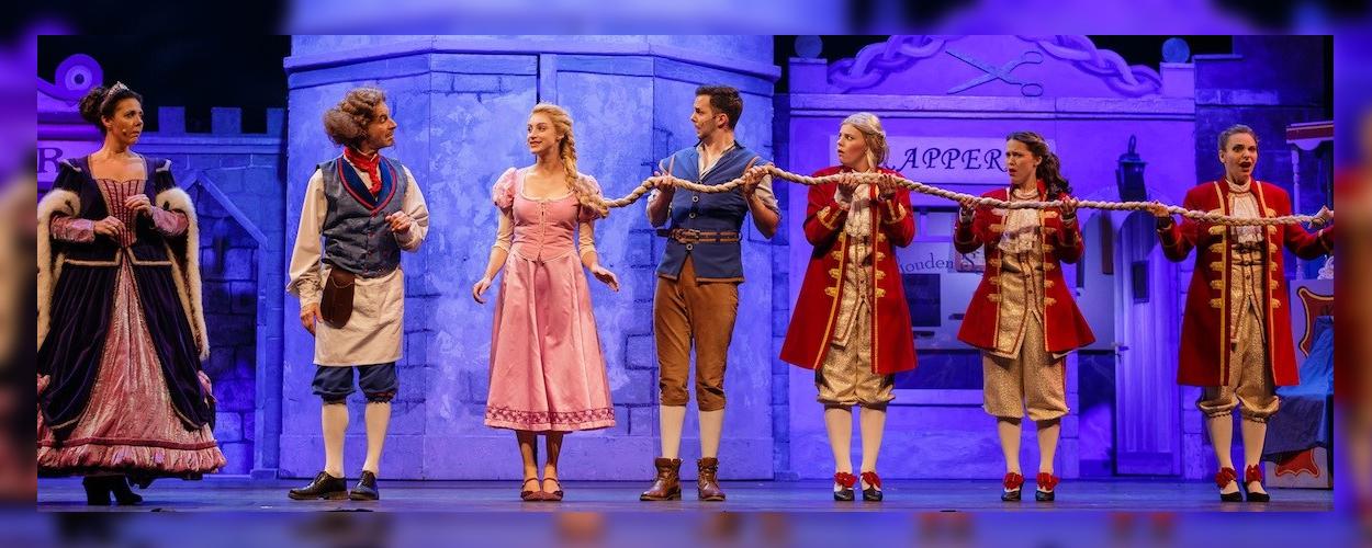 Een blik achter de schermen bij Rapunzel de Musical