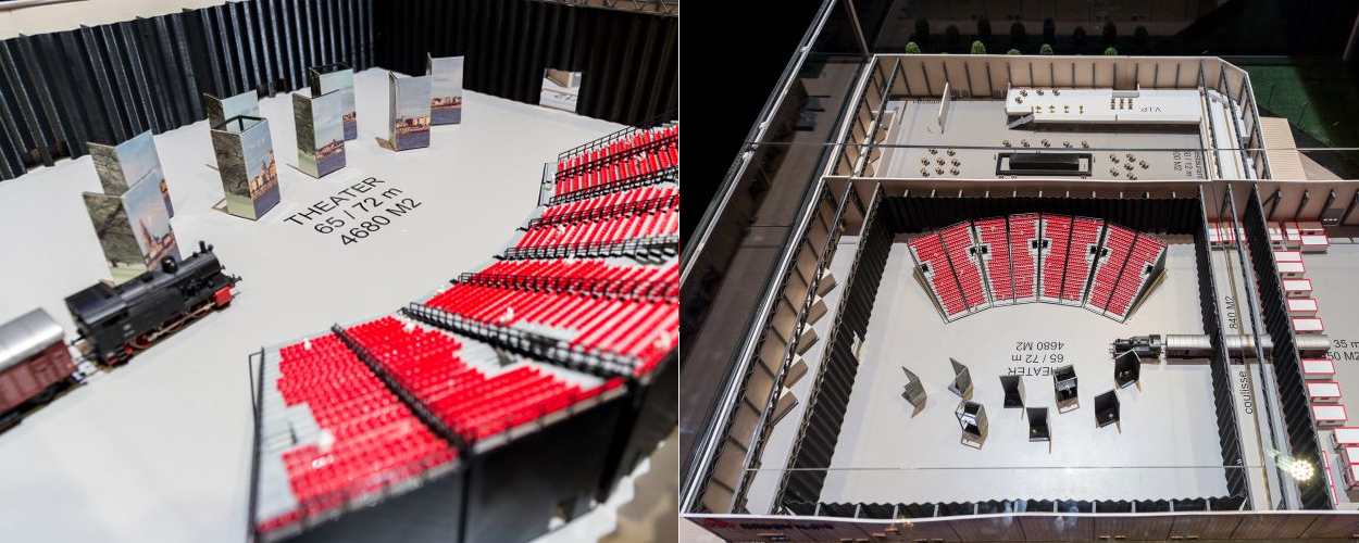 Studio 100 gaat nieuw theater bouwen voor spektakel-musical 40-45