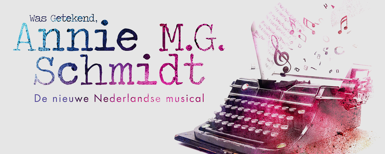 Programmaboek Was Getekend, Annie M.G. Schmidt gratis per mail verkrijgbaar