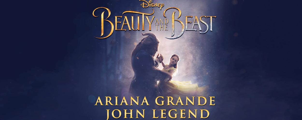 Duet Ariana Grande en John Legend voor Beauty and the Beast nu volledig te beluisteren