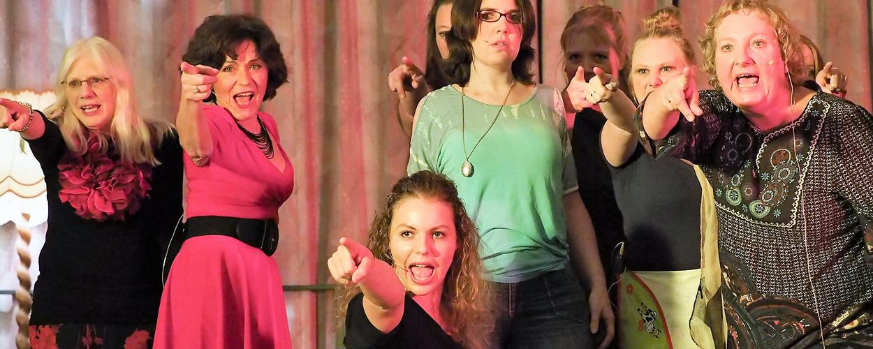 Audities: De nieuwe musical Live! van Tabula Rasa