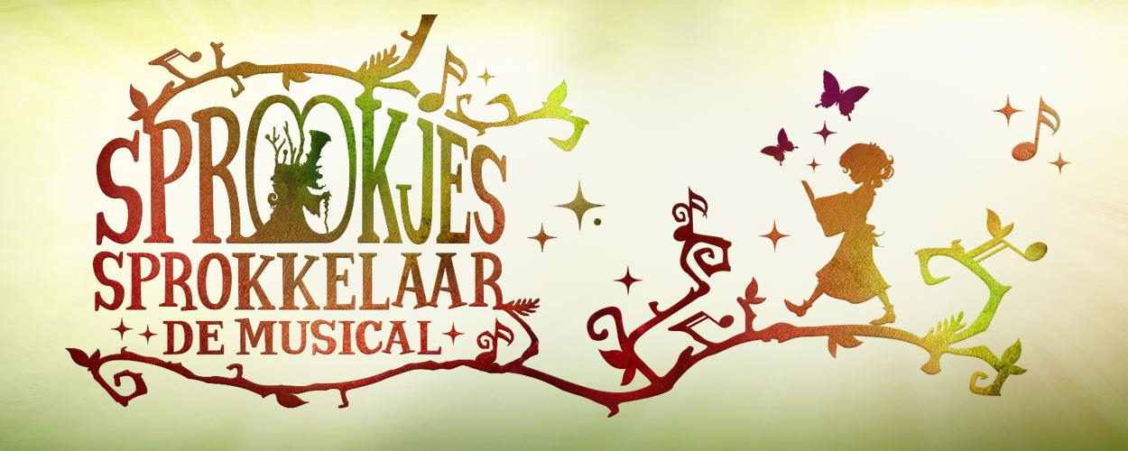 Sprookjessprokkelaar de musical op 30 september in première