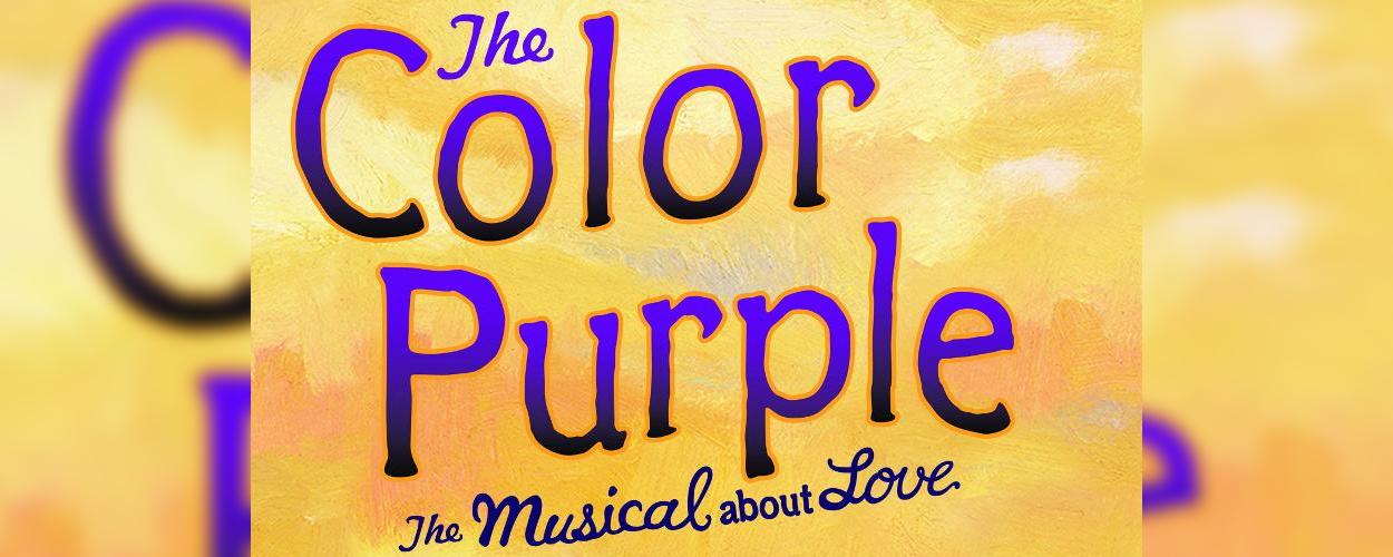 The Color Purple volgend jaar te zien in het Zonnehuis