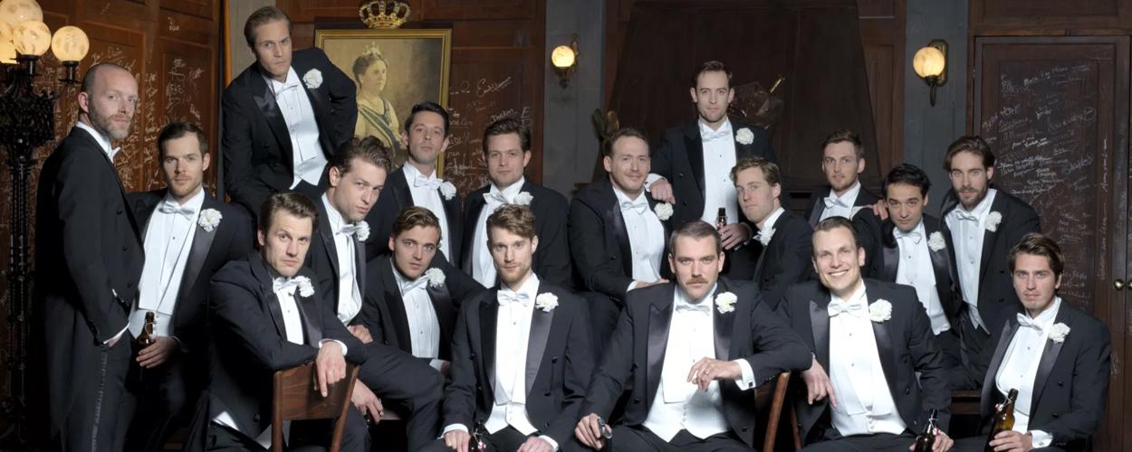 De 18 acteurs die Erik Hazelhoff Roelfzema hebben gespeeld in Soldaat van Oranje