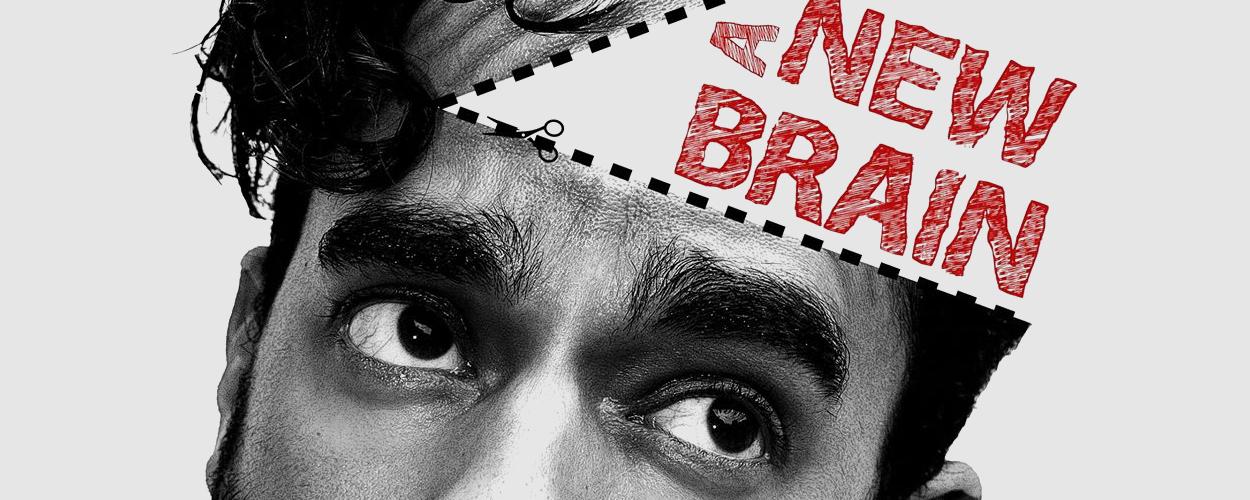 Freek Bartels en Lone van Roosendaal deze zomer in musical A New Brain